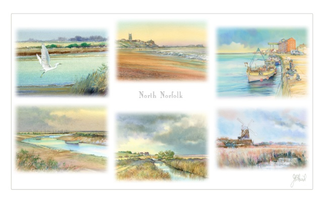 [North Norfolk Montage]