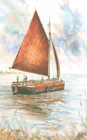 [The Sloop, Amy Howson]